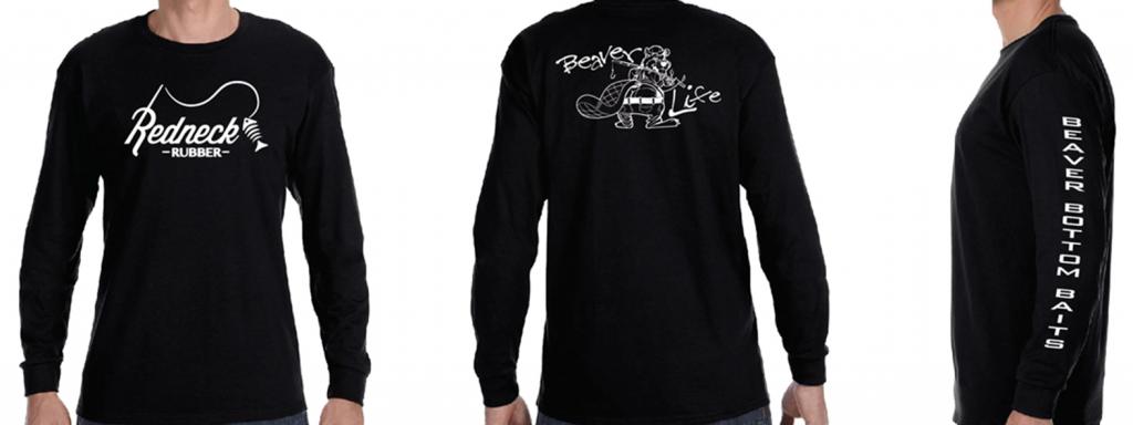 Redneck Rubber Tee – Long Sleeve Cotton