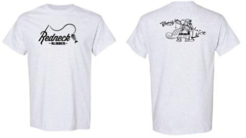 Redneck Rubber Tee – Short Sleeve Cotton