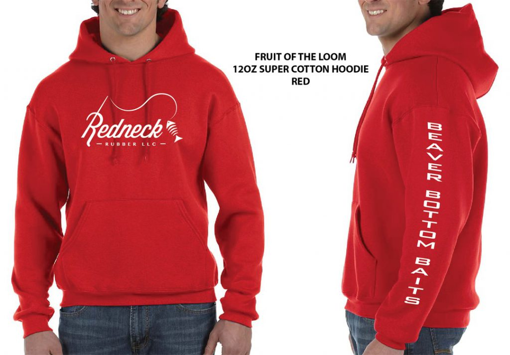 Redneck Rubber Hoodies